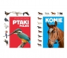 Konie i ptaki. Pakiet Praca zbiorowa