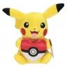 Pikachu plusz 20cm z sercem Wiek: 3+