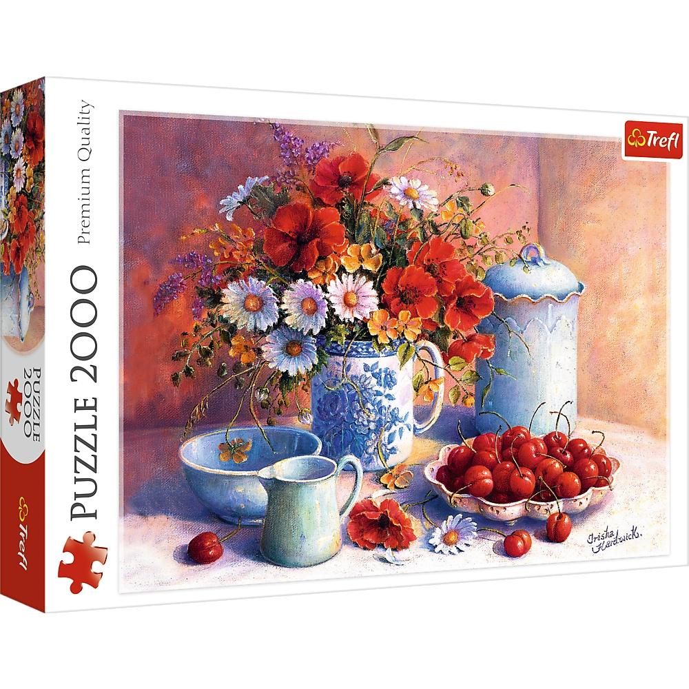 Puzzle 2000: Słodkie popołudnie (27093)