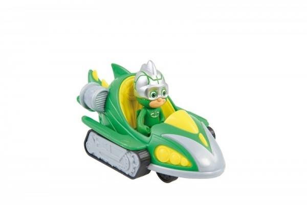 Pidżamersi Pojazd Turbo z figurką, Gekko-Mobile (JP=24975-2)