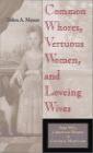 Common Whores Vertuous Women D. Meyers, D Meyers
