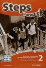 Steps Forward 2 Materiały ćwiczeniowe dla klasy V + dodatek online (Uszkodzona Wheeldon Sylvia