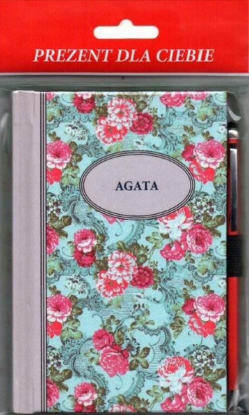 Notes Imienny Agata