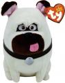 Maskotka Beanie Buddies Sekretne życie zwierzaków domowych - Mel 27 cm
