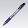 Długopis z wymiennym wkładem Titanum wymazywalny niebieski (KA1116E)