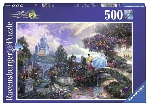 Puzzle Kopciuszek 500