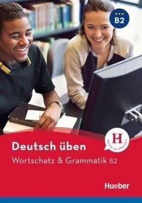 Wortschatz & Grammatik B2 HUEBER - Anneli Billina - książka
