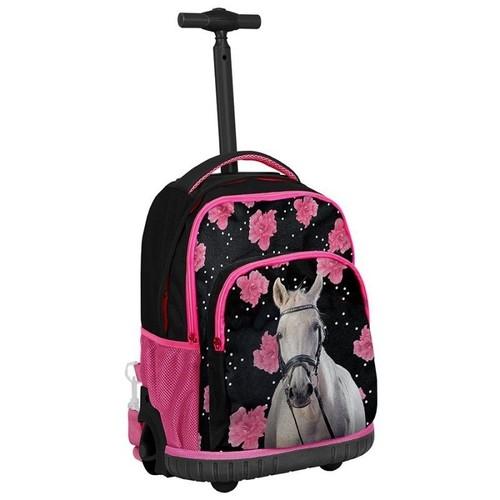 Plecak na kółkach Horse (18-887HR)