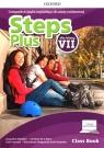 Steps Plus dla klasy 7. Podręcznik z dostępem do nagrań audio i cyfrowym odzwierciedleniem
