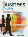 Business English Marketing and Sales z płytą CD  Khalik Nevine Abdel, Badr Hassan, El-Araby Dina