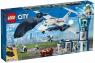 Lego City: Baza policji powietrznej (60210) Wiek: 6+