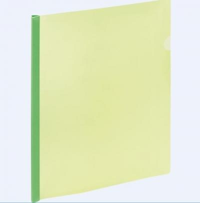 Skoroszyt zaciskowy 9111 zielony GRAND