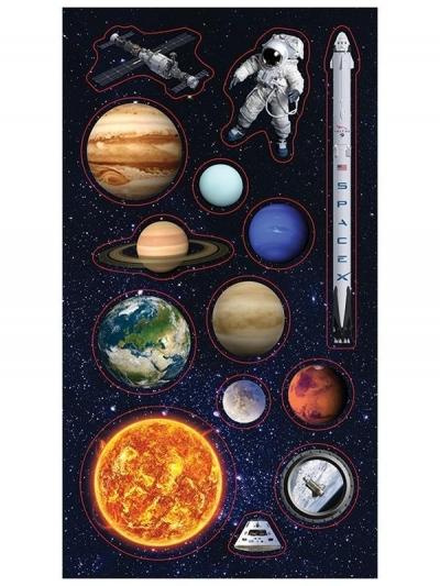 Naklejki Kosmos