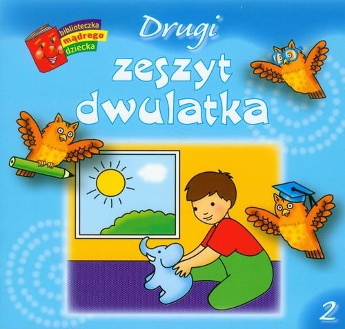 Drugi zeszyt dwulatka Wiśniewska Anna