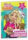 Barbie DHA. Zabawy z pupilami (STX1201)