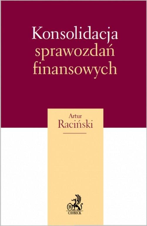 Konsolidacja sprawozdań finansowych Raciński Artur