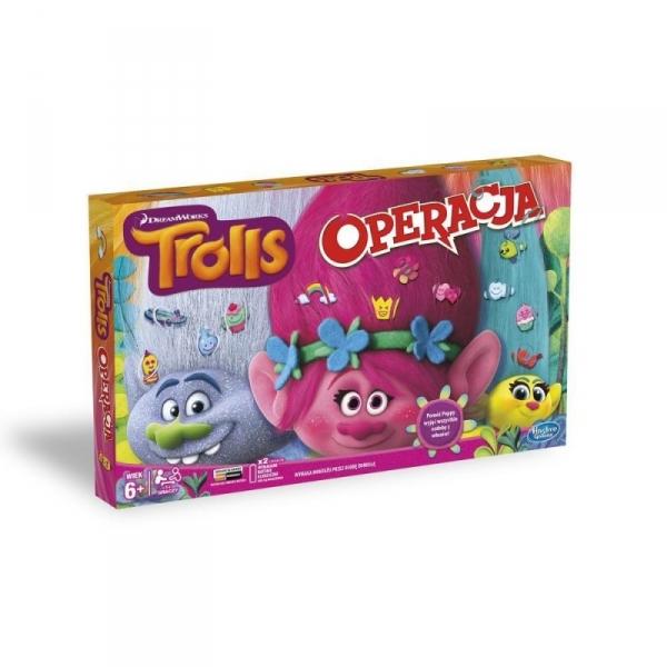 Gra Operacja Trolls (B9180)