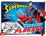 Superman. Wielkie kolorowanki
