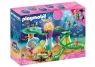 Playmobil Magic: Królestwo syrenek z lśniącą kopułą (70094)