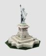 PUZZLE 3D PUZLEO Statua Wolności