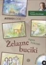 Żelazne buciki. Audiobook Agata Półtorak