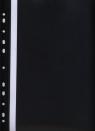 Skoroszyt z perforacją A4 Evo czarny