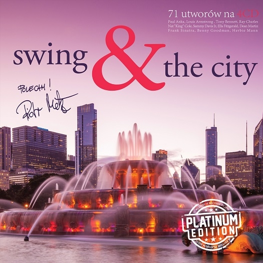 Swing & The City / 4CD