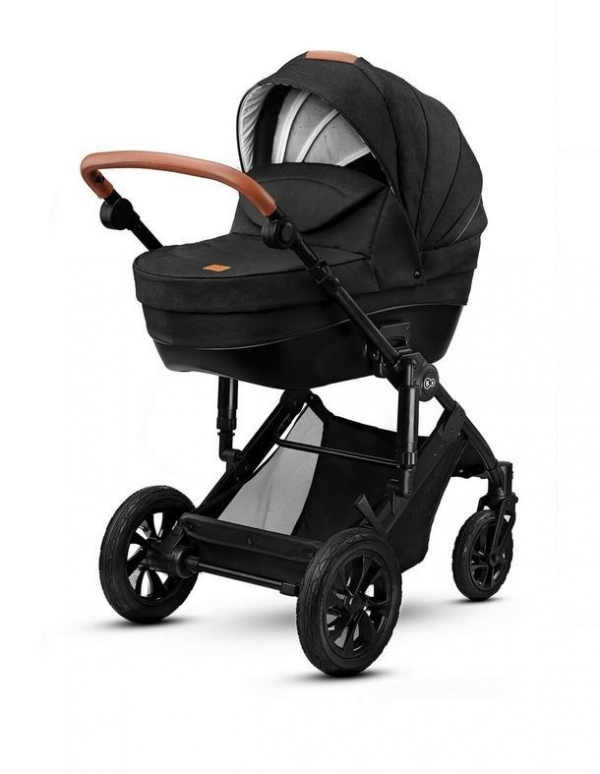 Wózek Prime2020 3w1 Black (KKWPRIMBKMB300)