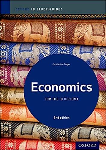 Economics for the IB Diploma. IB Study Guide. 2nd ed. Ziogas, C. PB
