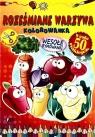 Roześmiane warzywa Kolorowanka