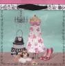Torba prezentowa Dream Fashion 21 x 21 cm