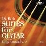 J. S. Bach: Suites for Guitar Luigi Attademo