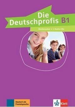 Die Deutschprofis B1 Medienpaket (2CD) praca zbiorowa