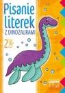 Pisanie literek z dinozaurami cz.2