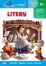 Disney Ucz się z nami Księżniczka Litery