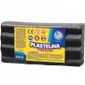 Plastelina Astra, 500 g - czarna (303117013)