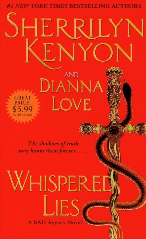 Whispered Lies Kenyon Sherrilyn