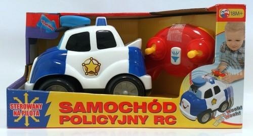 Samochód policyjny RC