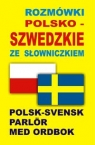 Rozmówki polsko szwedzkie ze słowniczkiem
