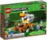 Lego Minecraft: Kurnik (21140) Wiek: 7-14 lat