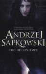 The Time of Contempt Sapkowski Andrzej
