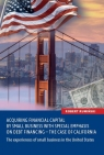 Acquiring financial capital by small business with special emphasis on debt Rumiński Robert