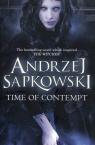 The Time of Contempt Sapkowski Andrzej