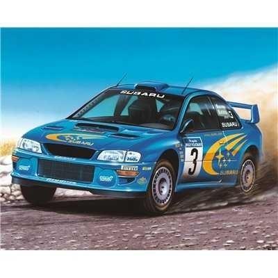 Model plastikowy Subaru Impreza WRC 2000 (80194)