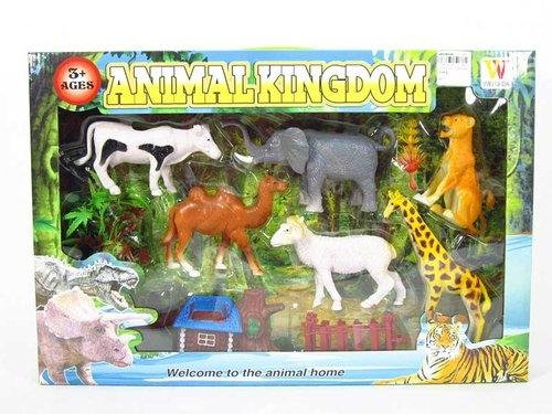 Zestaw zwierzątek 6 sztuk