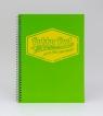 Kołozeszyt A4 Pukka Pad Jotta Neon 200 stron zielony (7148-NEO(SQ))