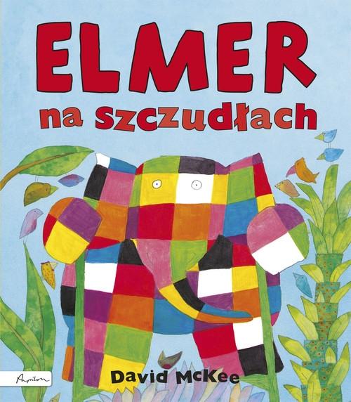 Elmer na szczudłach McKee David