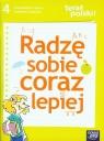 Teraz polski 4 Radzę sobie coraz lepiej Ćwiczenia w nauce czytania i pisania