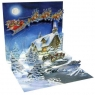 Kartki 3D - Cottage Sleigh (939)