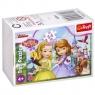 Puzzle mini 54: Magiczny świat księżniczki 1 TREFL